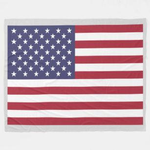 Deken Amerikaanse Vlag.Amerikaanse Vlag Dekens Zazzle Be