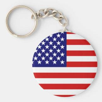 Amerikaanse vlag sleutelhangers