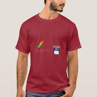 Amiga démarrent le T-shirt 2,0 (de 36,143)