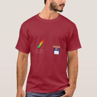 Amiga démarrent le T-shirt 2,0 (de 37,300)