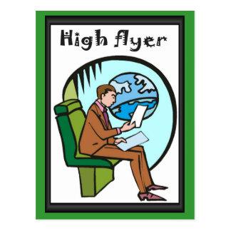 Amis d'affaires, haut insecte cartes postales