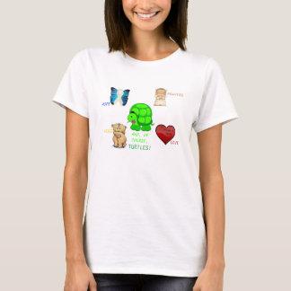 Amis de Laura et naturellement de T-shirt de