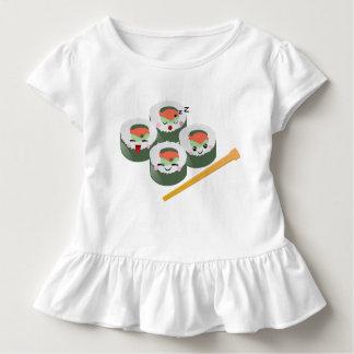 Amis de sushi t-shirt pour les tous petits