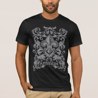 Ammun Fleur floral #8 T-shirt