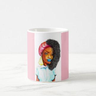 amour Afro de tasse