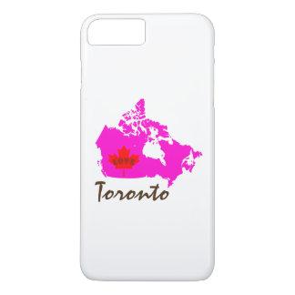 Amour Canada de cas de téléphone de Toronto Coque iPhone 7 Plus