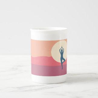 Amour d'arbre mug