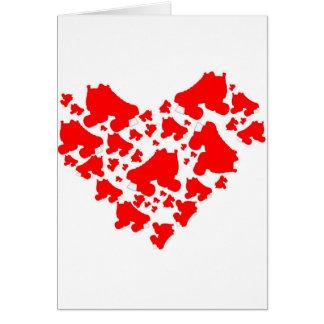 Amour de Derby Carte