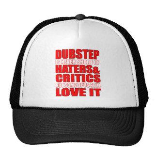 AMOUR de haineux et de critique de DUBSTEP IL Casquette De Camionneur