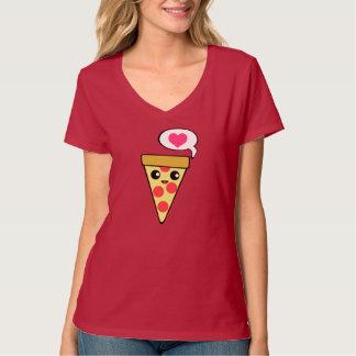 Amour de pizza t-shirt