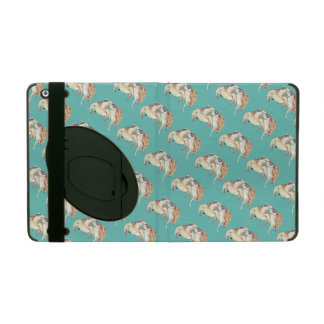 Amour de tortues de mer protection iPad