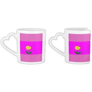 Amour de tournesol mug