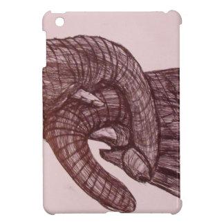 Amour d'éléphant étuis iPad mini