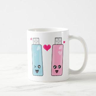 Amour d'entraînement d'instantané d'USB Mug