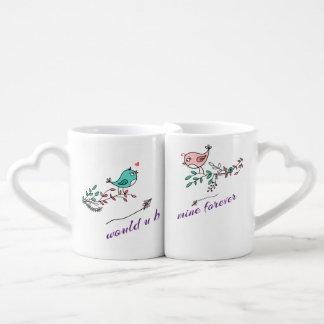 amour du besoin ? mug