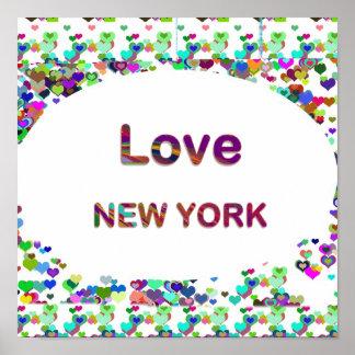 AMOUR NEWYORK NEW YORK AMÉRIQUE ETATS-UNIS