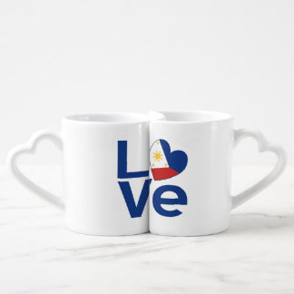 AMOUR philippin bleu Mug