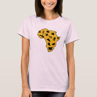 Amour pour l'Afrique T-shirt