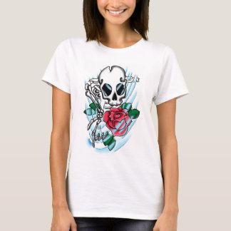 Amour venteux - le T-shirt des femmes