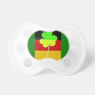Amusement allemand irlandais de St Patrick de Tétine