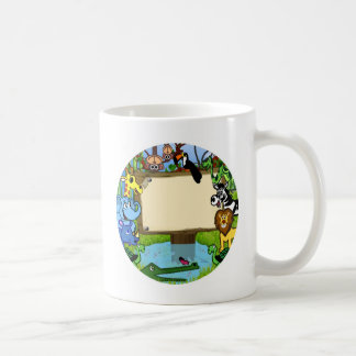 Amusement avec des animaux mug