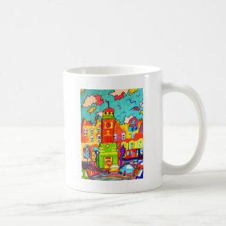 Amusement de Clocktower Mug