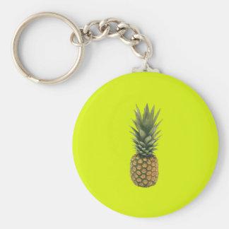 Ananas doux porte-clés