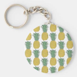 Ananas Porte-clés
