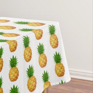 "Ananas tropical de la nappe ""60x84"""
