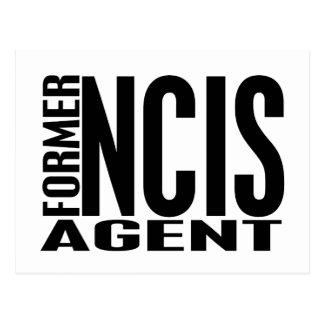 Ancien agent de NCIS Cartes Postales