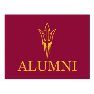 Anciennes élèves d'université de l'Etat d'Arizona Cartes Postales