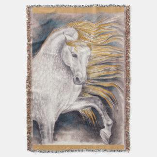 Andalou de cheval de Sun Couvertures