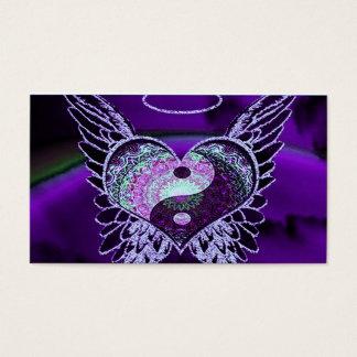 Ange commémoratif de la carte   Yin Yang