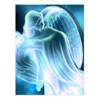 Ange d'Aqua Carte Postale