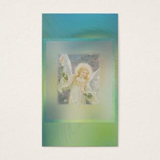 Ange gardien commémoratif de la carte  