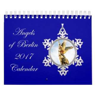 Anges de calendrier de Berlin 2017