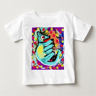 Animal abstrait t-shirt pour bébé