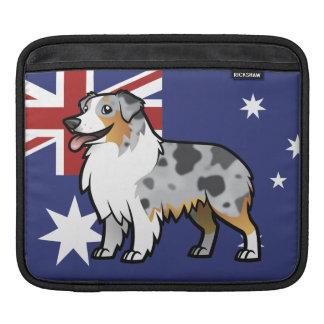Animal familier personnalisable mignon sur le poche iPad