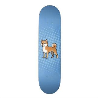 Animal familier personnalisable skateboard customisable