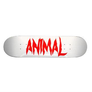 ANIMAL PLATEAU DE SKATEBOARD