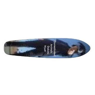 Animaux de Domesticaed Skateboard
