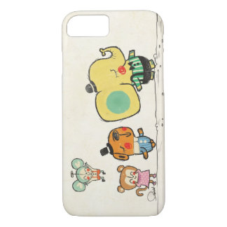 Animaux de marche coque iPhone 7