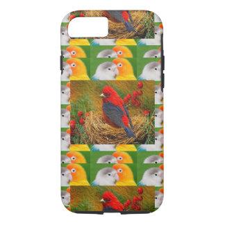 Animaux familiers exotiques de fantaisie de zoo de coque iPhone 7
