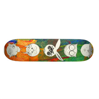 Animaux II Skateboards Cutomisables
