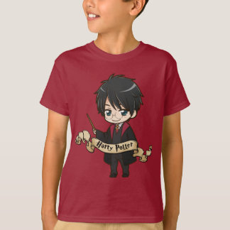 Anime Harry Potter T-shirt