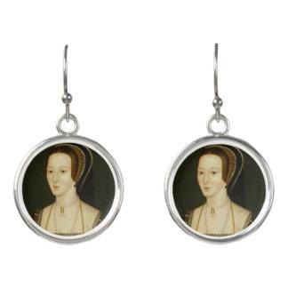 Anne Boleyn - de Oorringen van de Daling