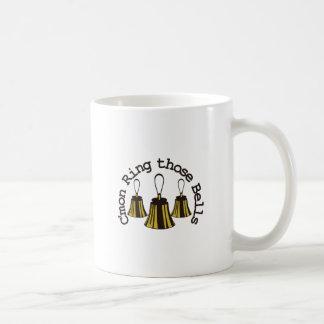 Anneau de Cmon ces Bells Mug
