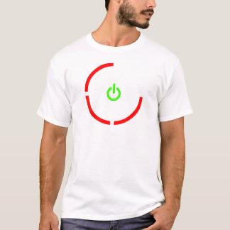 Anneau rouge de la mort t-shirt