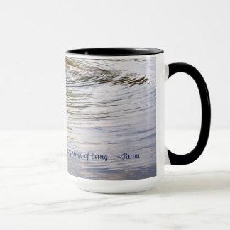 Anneaux toujours de élargissement d'être mug