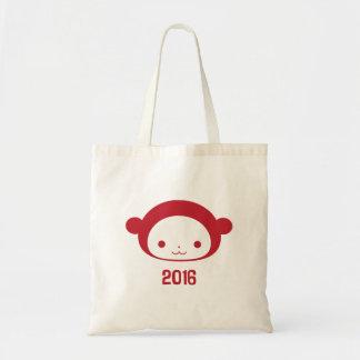 Année du sac fourre-tout 2016 à singe